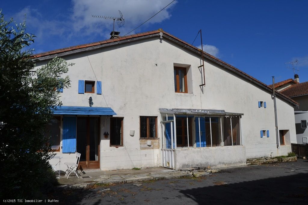 France Property for sale in Poitou-Charentes, Ruffec