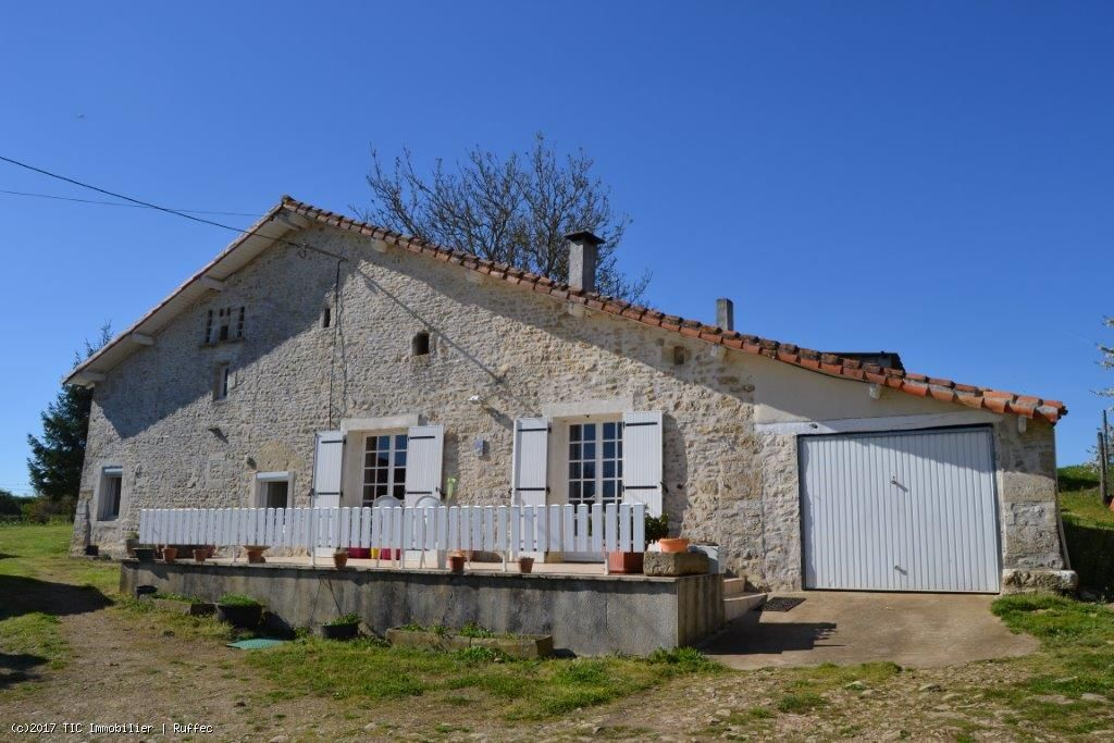 Charming Country House With Outbuildings In Large Plot Of Land