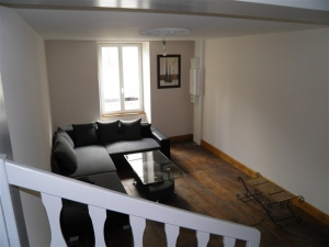 Appartement 3 Chambres, garage, centre ville