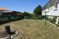 Semi Detached Bungalow with Basement, Garage and Garden in Ruffec
